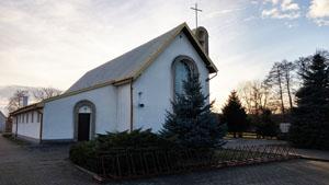 Kościół w Pieczyskach