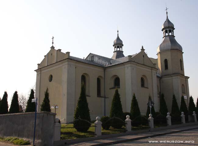 Klasztor Ojców Paulinów w Wieruszowie