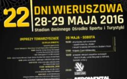 Program Dni Wieruszowa, 28 - 29 maja 2016