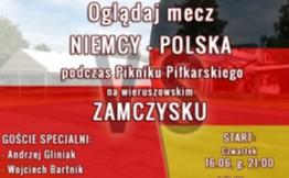 Oglądaj mecz Niemcy - Polska