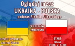 Oglądaj mecz Ukraina - Polska