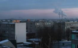 W galerii pojawiła się zimowa panorama Wieruszowa