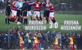 Prosna Wieruszów - Prosna Wyszanów